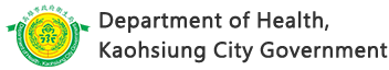 Department of Health,Kaohsiung City Government logo
